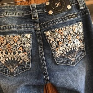 26x34 Miss Me Mid-rise Jeans